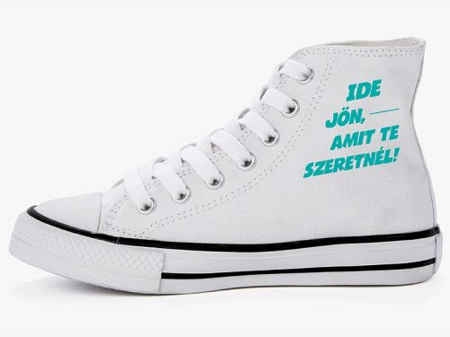 Egyedi tornacipő