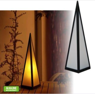 Kerti piramis lámpa 45cm