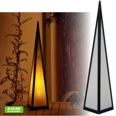 Kerti piramis lámpa 60cm