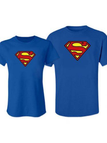 Páros póló superman