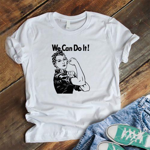 We can do it póló (2)