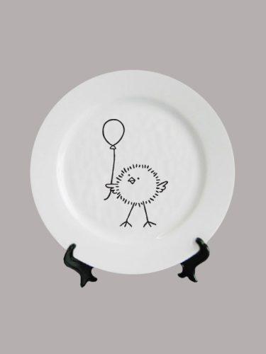 Húsvéti tányér 3