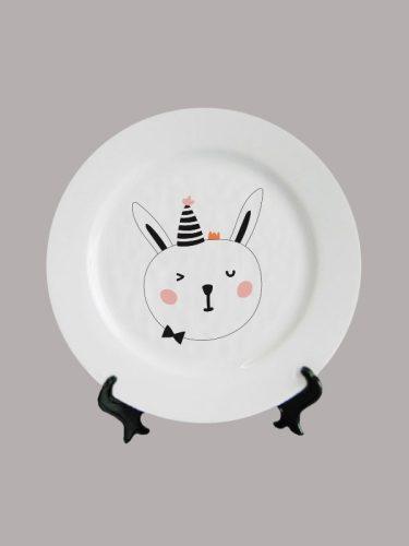 Húsvéti tányér 4
