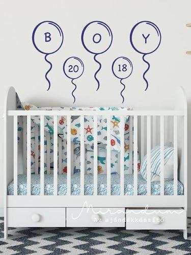 Lufis falmatrica születési évvel