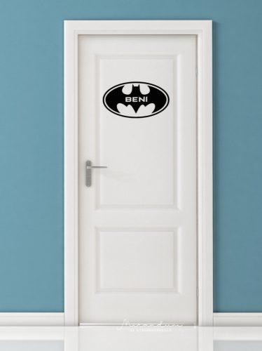 Ajtómatrica - batman
