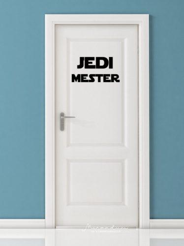 Jedi mester ajtómatrica