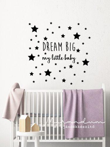 Falmatrica babaszobába - Dream big