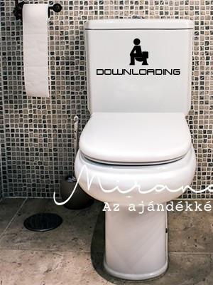 Downloading falmatrica fürdőbe