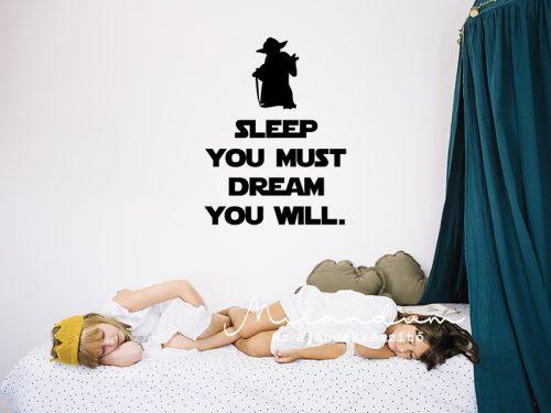 Yodás falmatrica gyerekszobába