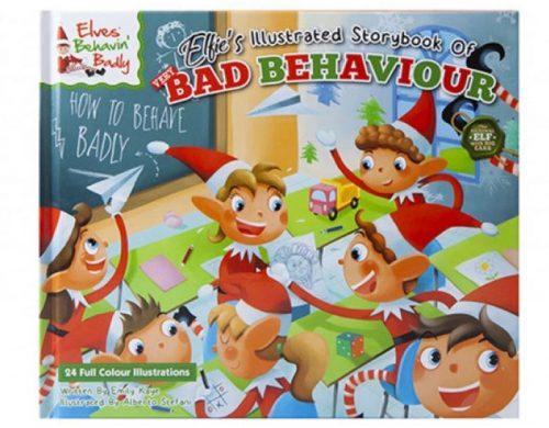 Elfie rossz viselkedés könyv