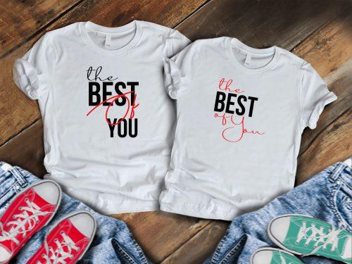 Páros póló The Best of You