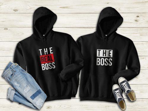 Páros pulóver - Boss, real boss