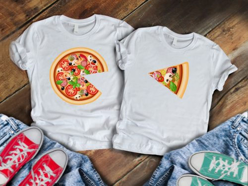 Páros póló pizza