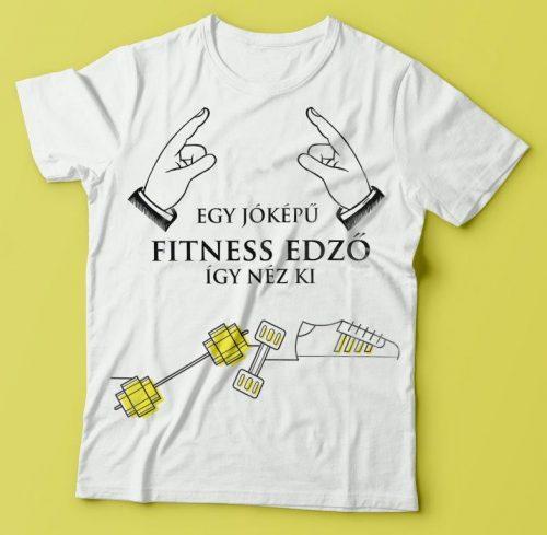 Fitness edző