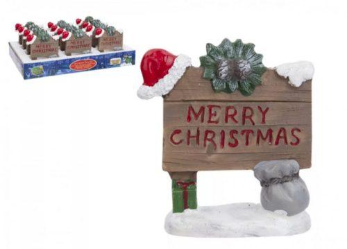Magical Merry Christmas dekoráció