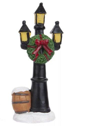 Magical lámpaoszlop dekoráció