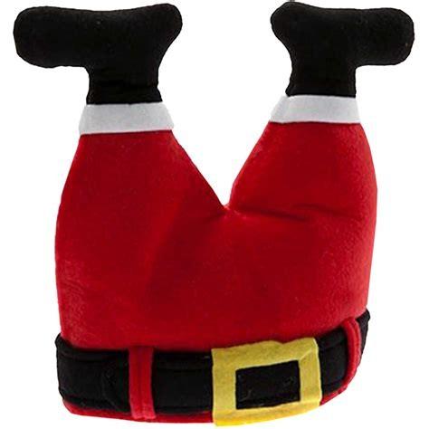 Mikulás nadrág karácsonyi sapka